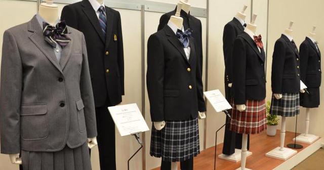 【衝撃】制服のスカートが短く出来ない!?「驚きの機能」学生服メーカー投入!