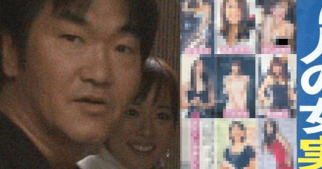 裏社会の闇にのまれたのか?島田紳助の愛人だった芸能人7人がテレビから完全に消えてしまった。。。※詳細画像あり※