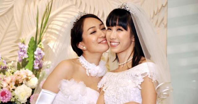 【スピード離婚】芸能界初!一ノ瀬文香と杉森茜の同性婚。結末は…1年で破局の現実、原因が・・・