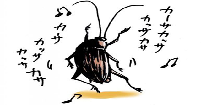 ゴキブリがあなたに伝えたいことがあったんです・・・これは良い夢?悪い夢?ゴキブリが夢に出てきた時の暗示21選。