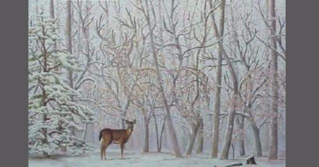 【IQチェック】この絵の中に、鹿は何匹見えますか?