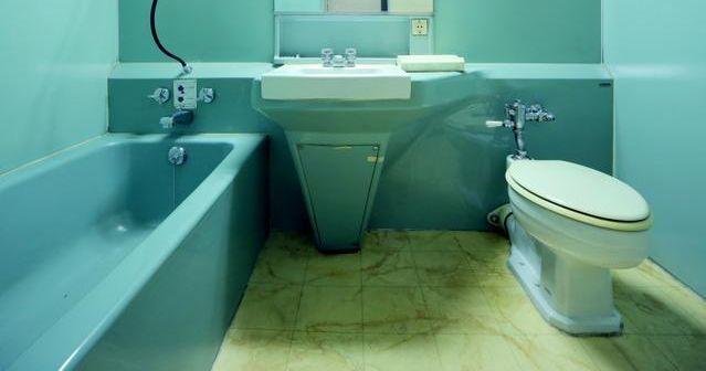 【!危険!】いますぐやめるべきお風呂でおしっこ【!勧告!】