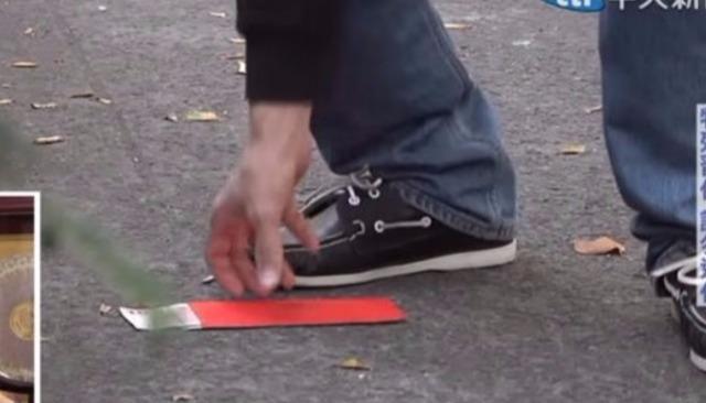 【恐怖】絶対に拾ってはいけない!!警察すら拾わない台湾の「赤い封筒」