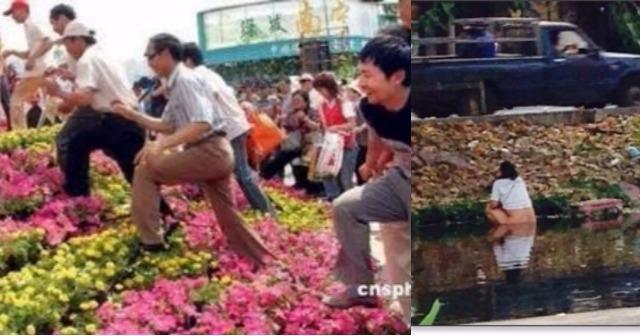 【驚愕・異常】日本人から見た中国の非常識。中国人よ「恥」の輸出やめろ!!!!!
