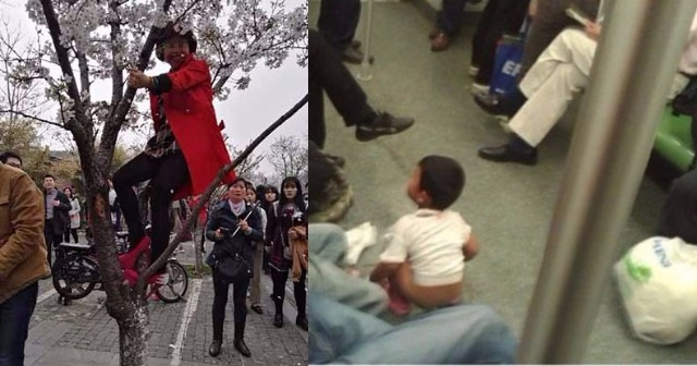 タイ人がFacebookに投稿した日本人と中国人のマナーの違いが世界で話題に!!!!