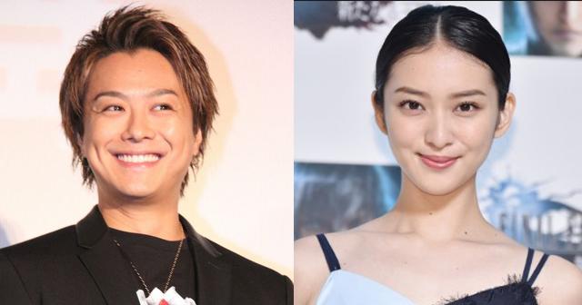 【電撃結婚】武井咲とTAKAHIROの結婚の総まとめ!隠し続けた馴れ初め公開