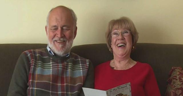 【感動・素敵】40年間夫に隠し続けた秘密…秘密を告白した時の反応が話題に