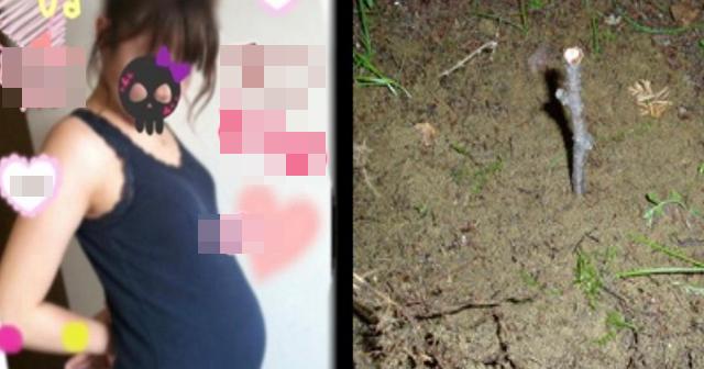 【悲惨】未成年妊女辰・出産の成れの果て。高校生カップルが赤ちゃんをトイレでその後ビニール袋に・・・・