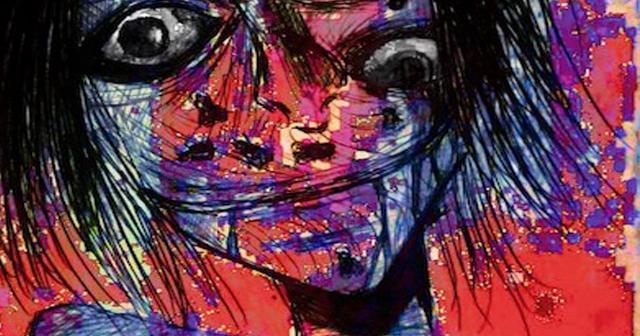 【衝撃画像】見なきゃよかった、悪寒が止まらない・・タヒ刑囚の描く絵が想像以上過ぎてヤバイ!