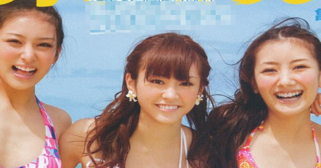 【秘蔵画像あり】武井咲と桐谷美玲と波瑠が水着で競演。7年前のセブンティーンが豪華すぎる!