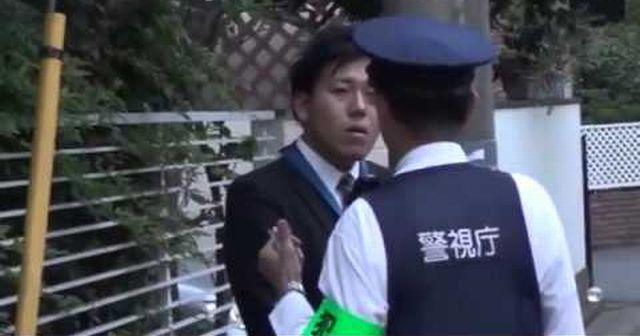 【動画】NHK集金員3人を現行犯逮捕の生生しい映像!!!!!