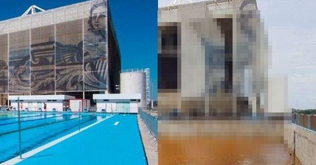 【悲報】リオオリンピックの会場の現在の姿が衝撃的すぎる・・・