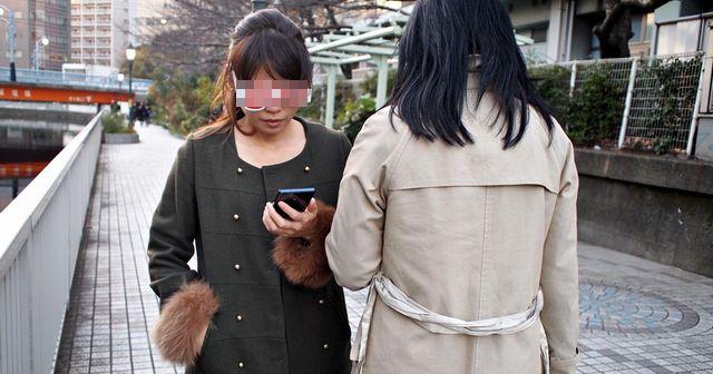 【拡散】都市部で歩きスマホを狙う「当たり屋」続出!!その実態がヤバイ!!!