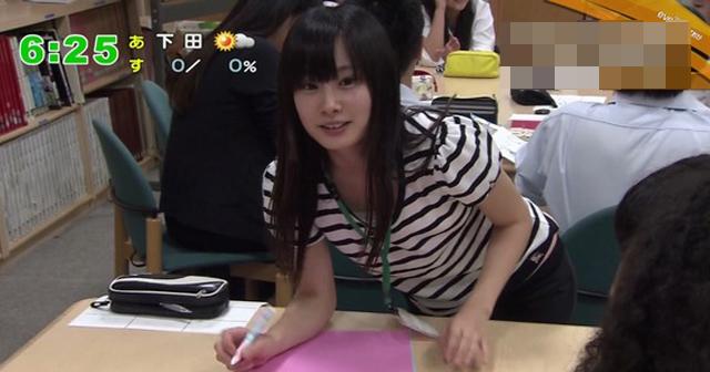 美人女子大生が中学生男子に●●教育?「やっちゃう?エ◯チしたい?」番組が日本中に・・・