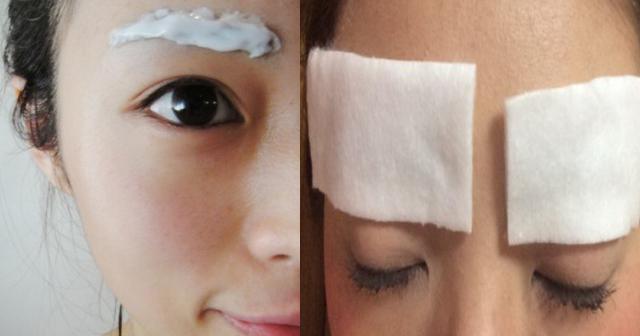 レモンで眉毛を生やす方法が凄い!4週間後あなたの眉が凄いことに…
