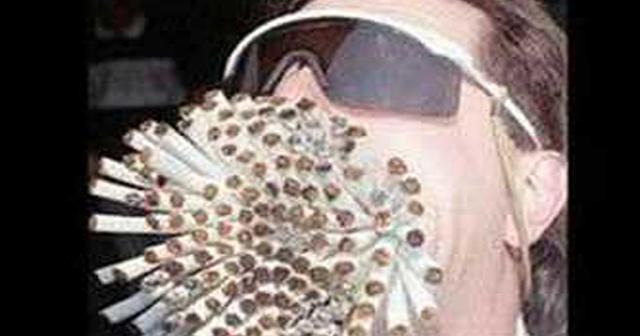 ゾッとする…6000種類もの化学物質69種類の発がん性物質入りを口に!?禁煙して体が元に戻るまでの動画がヤバい!たばこやめよ……