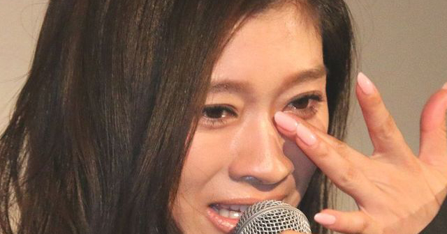 人気女優・篠原涼子の過去。衝撃画像に不倫事情流出で恥ずかしい過去が明らかに・・・