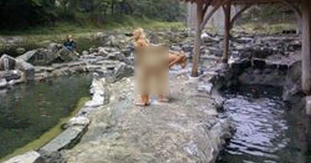 埼玉で「なんでもあり」のやりたい放題の混浴に外国からメスが紛れ込んだ結果wwww