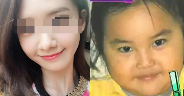 【整形なしで!??】娘の顔に絶望した韓国ママが娘をムリヤリ美人に矯正→衝撃画像あり