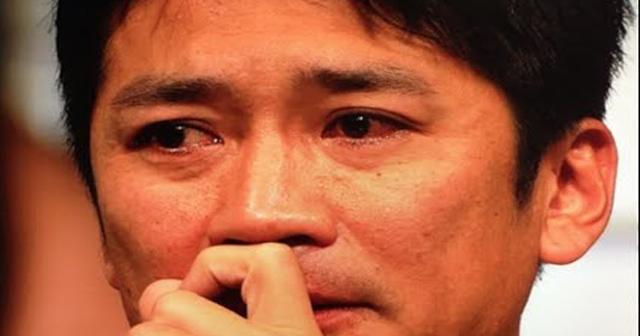 【悲報】国分太一が相当ヤバい・・・涙の訳は?