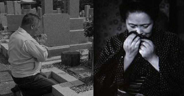 【あれは悪夢の・・】墓参りをした日から毎日、亡くなった母が現れるようになった。母を無視し続けた結果・・・
