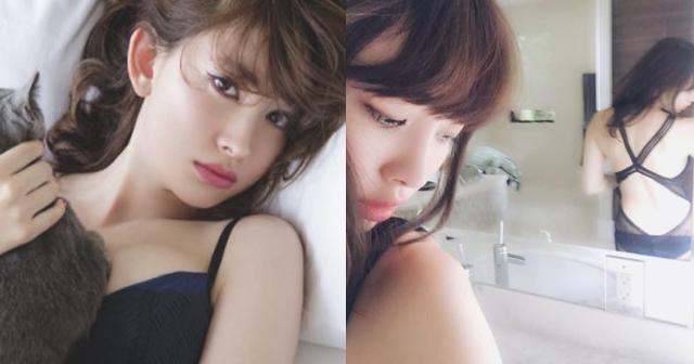 【衝撃画像】小嶋陽菜のオ●ニー画像が流出!アソコをクチュクチュしてるとネット騒然!!!!!