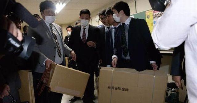 北朝鮮への不正輸出の疑いで都内の環境設備関連会社など関係先を家宅捜索