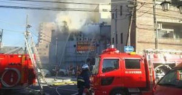 【大宮風俗火災】埼玉・大宮の4人死亡火災 「ドーン」爆発音響く 出火元は2階ゴミ捨て場か