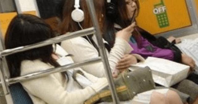 【衝撃】男性の下心?電車で何処に座る?女性の横と答える9割以上の男性の理由がwwwwww