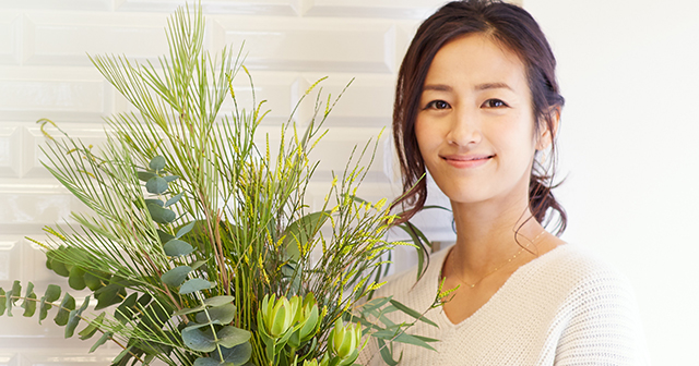 元日テレ・前田有紀アナの現在。フラワーアーティストとして活躍。旦那と働く花屋はどこ!?