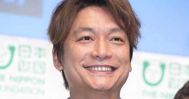【驚愕】元SMAP・香取慎吾(40)の現在をご覧ください・・・