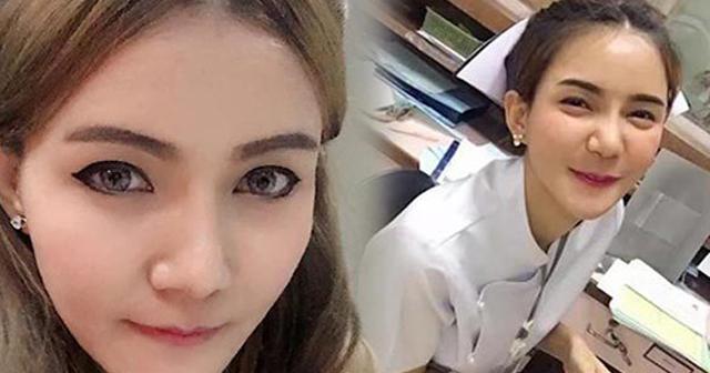 患者になりたいw「制服姿がセクシーすぎ」辞職に追い込まれた美人ナース(タイ)