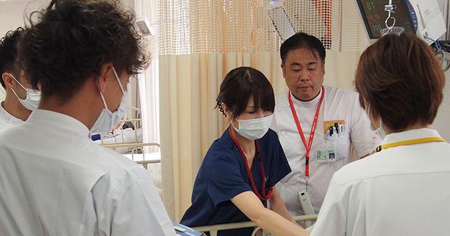 看護師がエ□いのは実習中に指導員と〇〇調教するのが当たり前だったからと判明