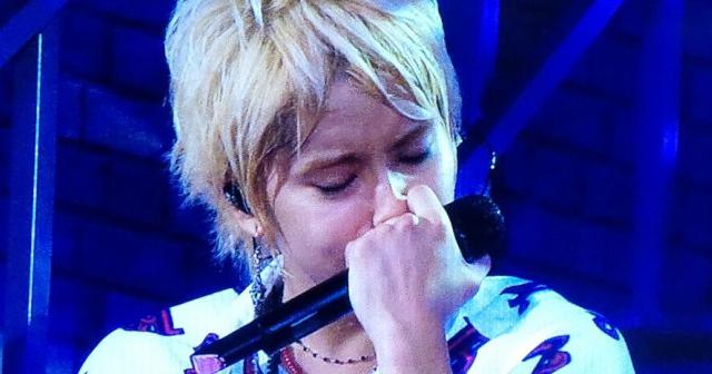 【批判さつ到】手越祐也がコンサートで泣き崩れ「ドン底です」俺様封印し嘘泣きキャラへwwwwwww