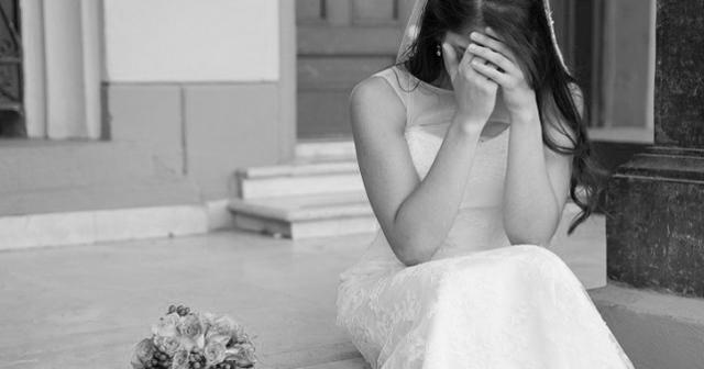 【号泣嗚咽】結婚式当日に新郎が来なかった理由!衝撃の実話がエグすぎる!