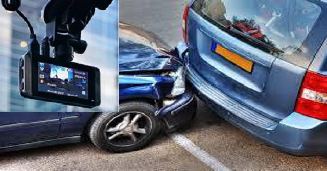 【事故】バックで急加速してきた車に激突された → 警察に通報!オッサン「首が痛い。人身にしてもらうわ~」私『ドラレコに全部録画されてるよww』「えっ…」 → 結果…