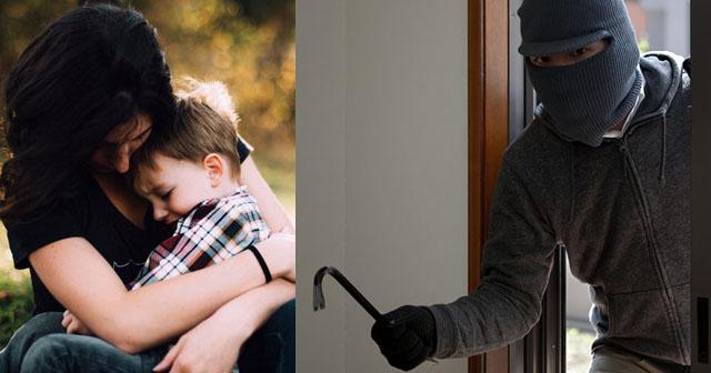 【戦慄】15年ほど前に別れた元彼が、金属棒を持って玄関の前に立っていた!慌てて警察を呼んだ結果…
