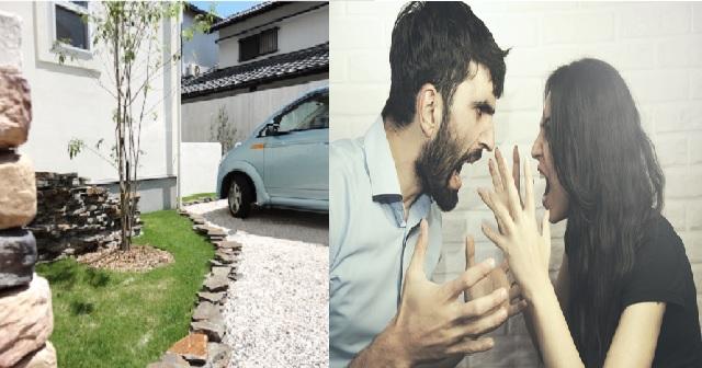 【恐怖!】隣人『お宅の駐車スペースに車を置かせろ!』私「無理です…」隣人『駐車スペースは車を置くべき!原チャやチャリを置く場所じゃない!そんなもの玄関前に置け!』私「えっ」