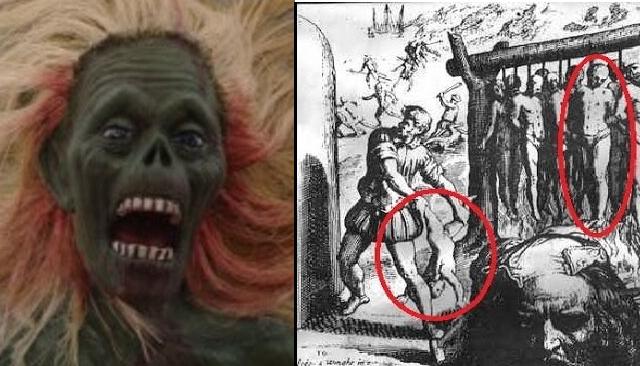 【ヤバすぎる】【恐怖】俺の先祖は化け物かもしれない…。巻物出てきたんだけヒ〇を喰ってるっぽいんだが…。