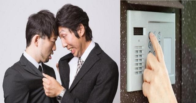 【キレキレ】面倒だからセールスマンの営業を居留守したが見つかり話聞くと「調査でお兄さんが選ばれたんですよ!!◯◯万円で疲れが取れますので」→イチャもんつけられ言い合いバトル!?