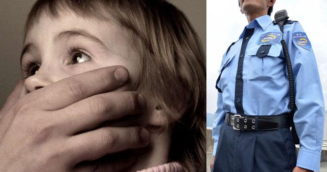 【恐怖】店内で父親のふりをして、小さな子供を誘拐しようとしたオッサンと遭遇した。俺は警備員と一緒にオッサンを追いかけて…