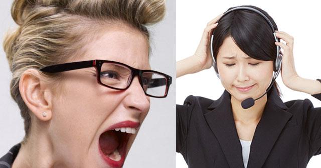 【驚き!】お客様相談センターに電話して、コールセンターの女性を泣かせてやったwww1週間くらい胸がスーッとしてたわwww