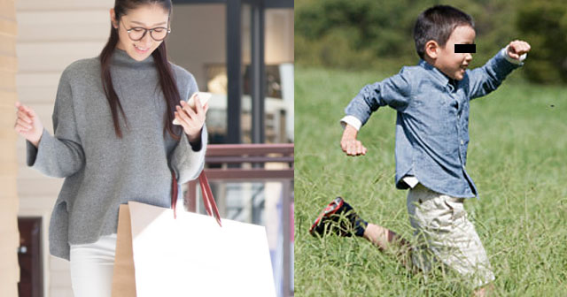 【当たり屋】飲み物を買って会社に戻る途中、小学校入る前くらいの男の子が、私が持ってる紙袋に突撃してきた。→子「どけー!!」私「うわっ」→ドサッ!ベチャ~!→そこへ母親が現れて…→母「もったいないから貰ってあげる!」