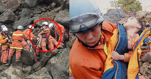 【母の愛】新潟中越地震で、親子3人が生き埋めになったジ故。命尽きても息子を守り続けた母の愛と執念に、涙が溢れた…生き残った息子が体験した、不思議な現象とは…?