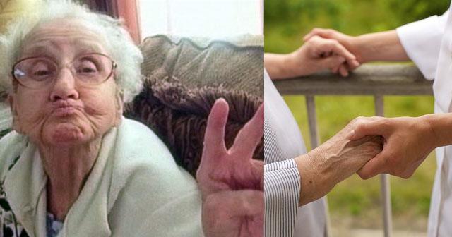 【永遠の愛】曾祖母は戦争で亡くした曽祖父のことを、96歳になってもなお愛し続けていた。曾祖母が入院した時、自宅に曽祖父の幽霊が現れ…→曾祖母「おじいさんが、こっち来たらあかんって…」