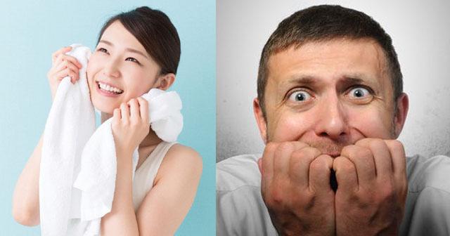 【嫁vsウト】同居し始めてから、ウトがセク○ラをしてくるように…→夫の出張中、お風呂から上がると、暴走したウトが全ネ果で立っていた…!→ウト「にやにやw」私「粗末なモノ、さっさとしまえ!」